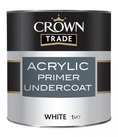 Crown Acrylic Undercoat/Primer