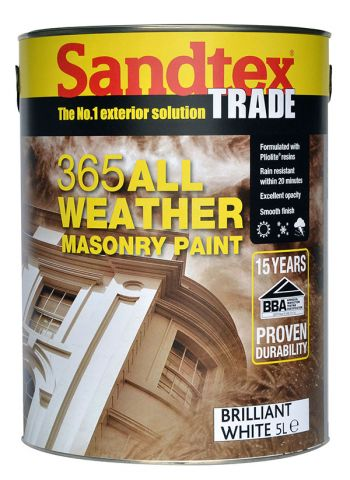 Sandtex Trade 365 ALL WEATHER MASONRY