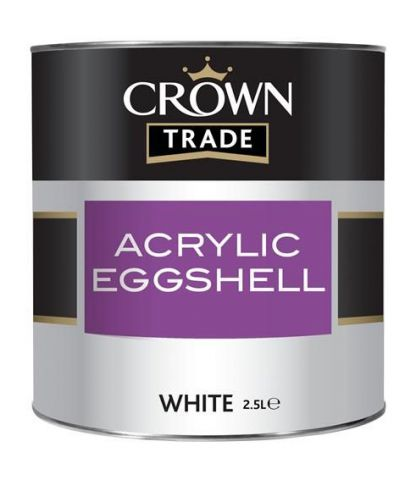 Crown - Acrylic Eggshell