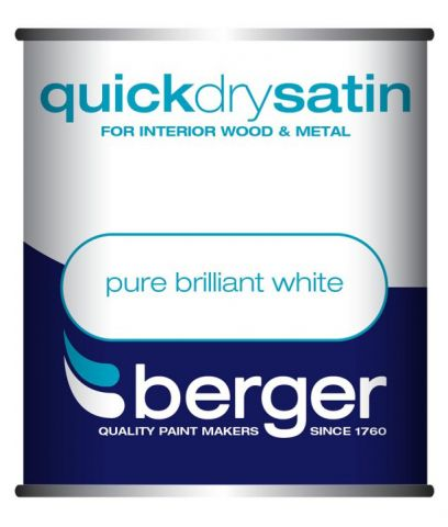 Berger QD Satin Wood