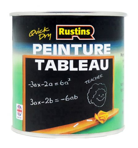 Rustins QD Blackboard Paint