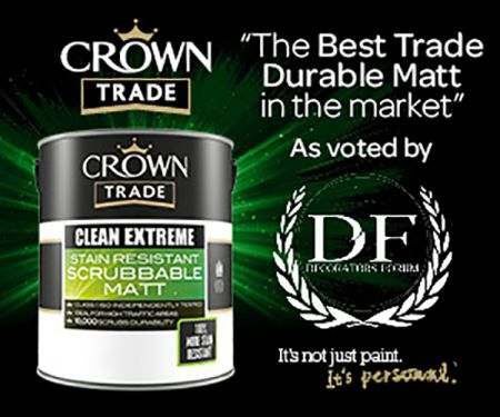 Crown Trade Clean Extreme Matt