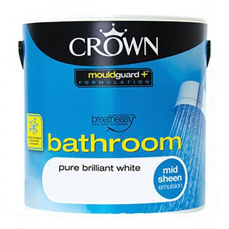 Crown Mouldguard Mid Sheen Bathroom Paint