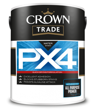 Crown Trade PX4 Stain Blocker
