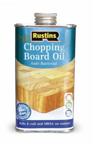 Rustins Chopping Board Oil