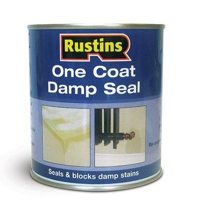 Rustins One Coat Damp Seal