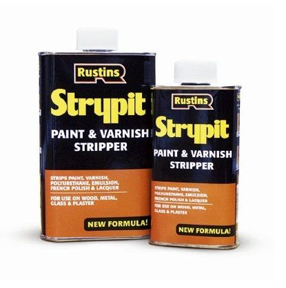 Rustins Paint Stripper - Strypit
